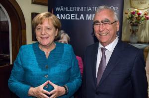 Angela Merkel besucht Bayern kurz vor der Landtagswahl