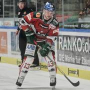 Eishockey /  Augsburger - Panther - HC Fribourg-Gottéron