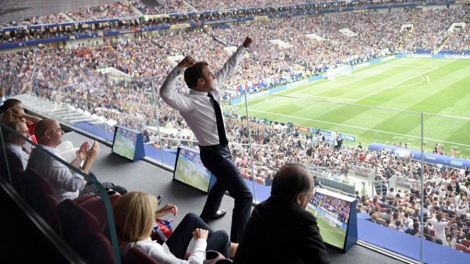 Fussball Wm 2018 Victor Hugo Lloris Metro Feiert Wm Sieg