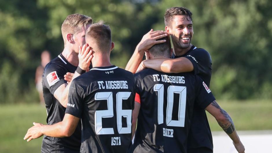 FC Augsburg vs. FC Middlesbrough, Testspiel,