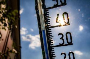 Heute könnte der heißeste Tag des Jahres 2018 werden
