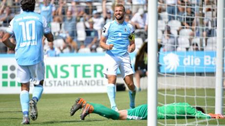 Fussball 3.Liga, TSV 1860 Muenchen - Sportfreunde Lotte