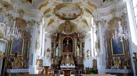 Kirche St. Stephan Deisenhausen