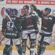 Eishockey, Augsburger Panther - Bozen