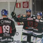 Dolomiten Cup 2018, Augsburger Panther - EV Zug