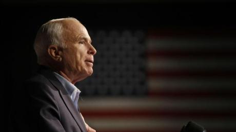 Der prominente republikanische US-Senator John McCain ist am 25.08.2018 im Alter von 81 Jahren gestorben. Foto: Gerald Herbert