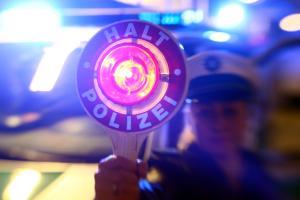 Mit 1,5 Promille und ohne Fahrerlaubnis in Krumbach angehalten