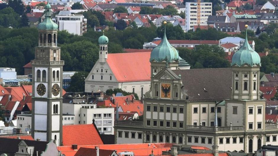 Perlachturm / Rathaus