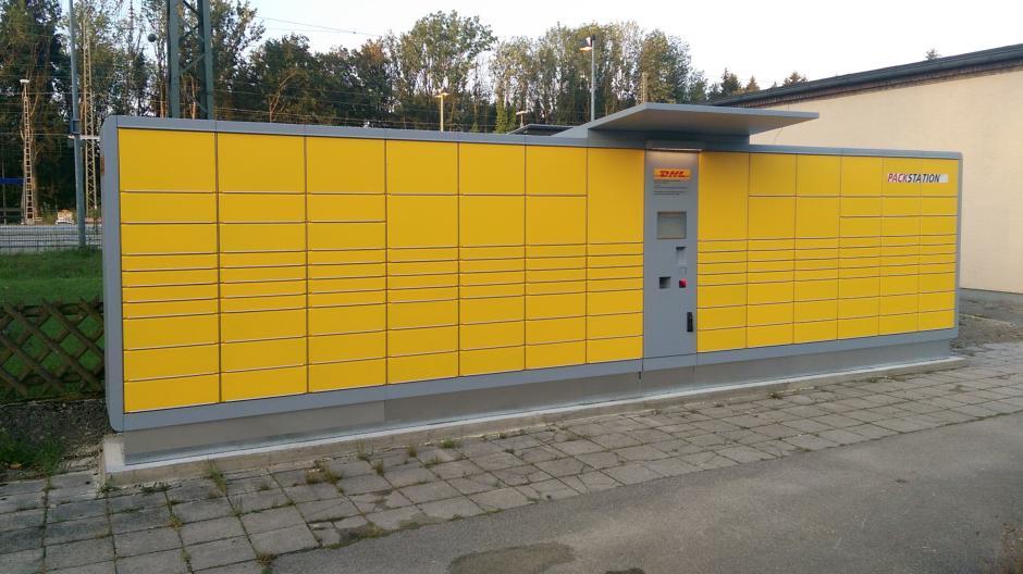 Packstation Abholen Ohne Karte.Geltendorf Geltendorf Hat Jetzt Eine Paketstation Vor Der Man Aber