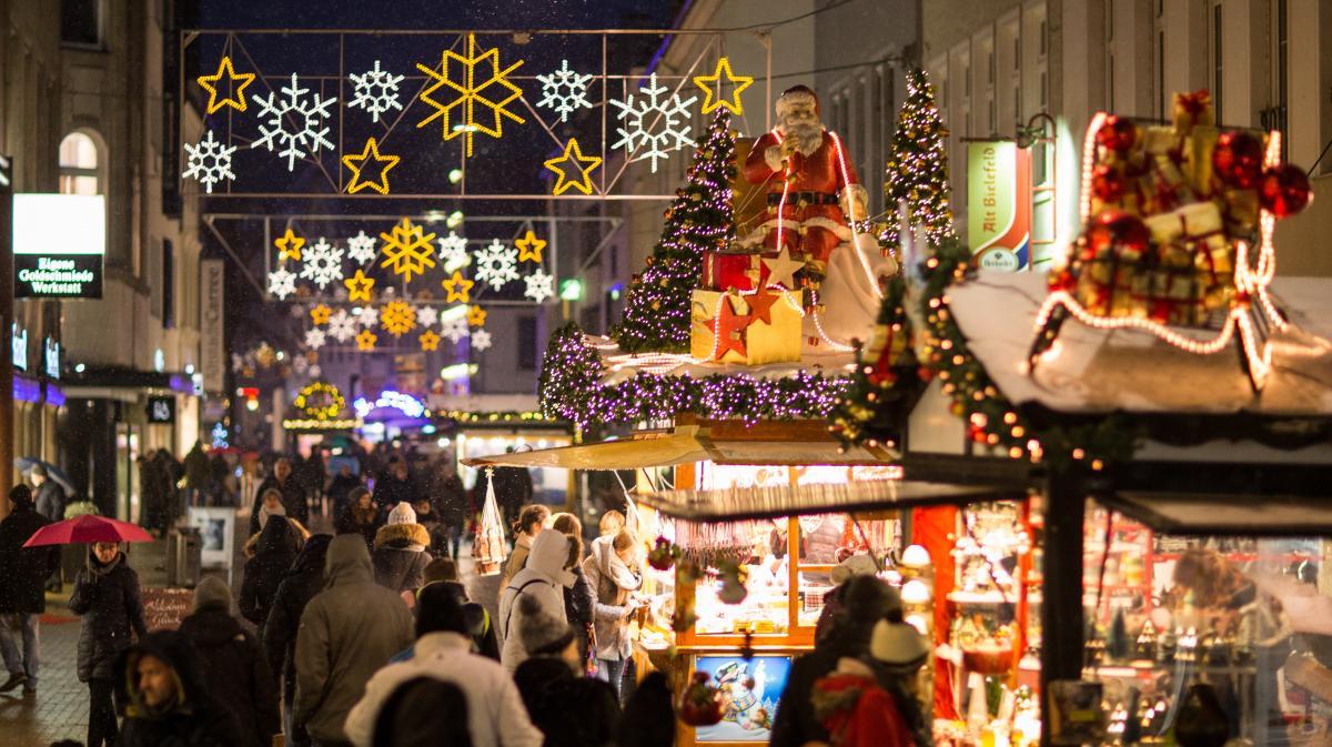 Weihnachten: In Duisburg gibt es bald den ersten veganen ...