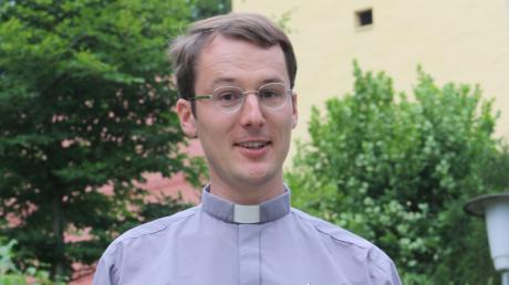 Am Sonntag wird Michael Kinzl in der Kirche in Edelstetten offiziell in sein Amt als Pfarrer der Pfarreiengemeinschaft Neuburg eingewiesen.