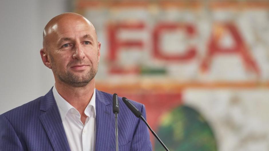FC Augsburg, Jahreshauptversammlung 2018,