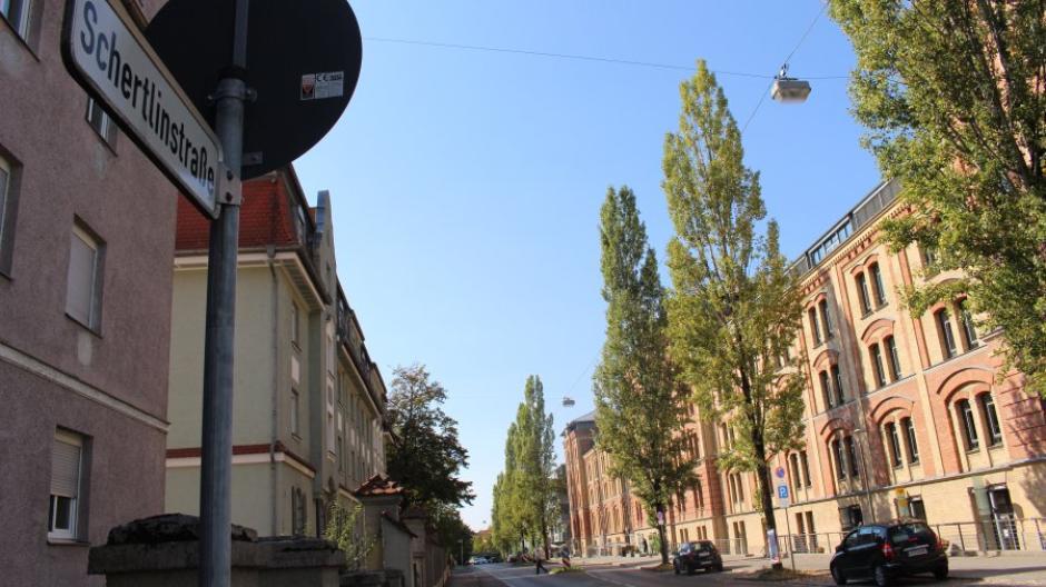 Schertlinstraße
