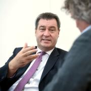 Interview mit Ministerpräsident Markus Söder