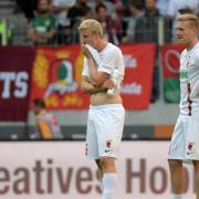 FC Augsburg - Werder Bremen 2:3