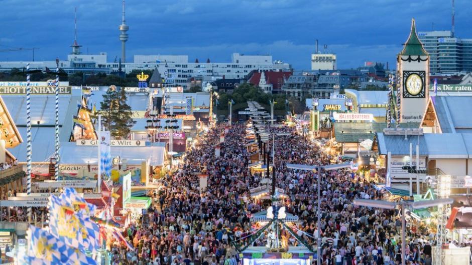 München Einfach Zu Verwenden Oktoberfest München Tickets Abend Tickets