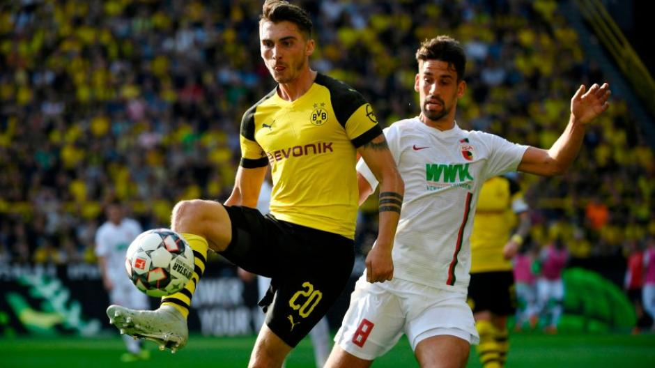 Bundesliga Heute Abend Augsburg Vs Dortmund Bvb Live In