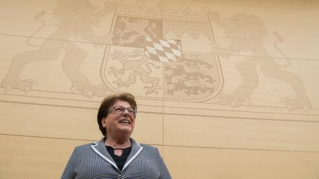 Barbara Stamm droht mit der Wahl ihren Platz im Landtag zu verlieren.