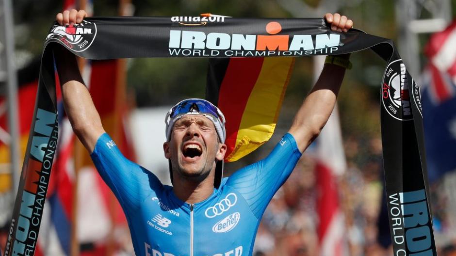 Ironman 2018 Results Sieger Beim Ironman Hawaii Triathlon Gewinner