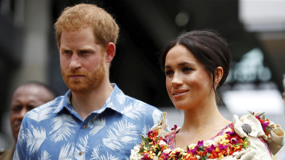 Harry Und Meghan Offizielle Fotos So War Die Royale Taufe