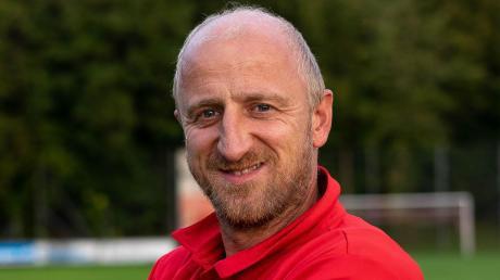 Torsten Menck ist seit der Saison 2018/19 Trainer der SG Kammeltal.