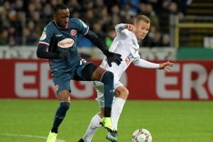 Das Märchen ist vorbei: SSV Ulm verliert im DFB-Pokal gegen Fortuna Düsseldorf