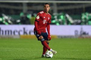 """Bayern bangt um verletzten Thiago - Kovac: """"Sieht nicht gut aus"""""""