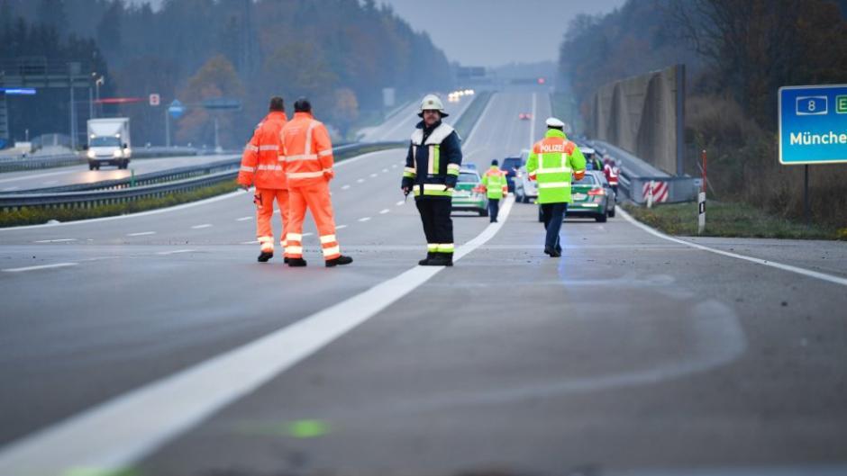 Holzkirchen Geisterfahrer Verursacht Unfall Auf A8 Münchner 34