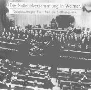 100 Jahre Novemberrevolution und Ende Erster Weltkrieg