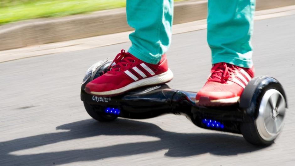 Hoverboard im Straßenverkehr