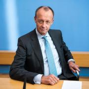Friedrich Merz will Bundesvorsitzender der CDU werden. Foto: Bernd von Jutrczenka