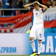 WM 2018 - Island - Kroatien