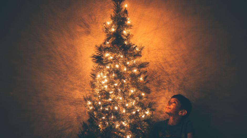 Tannenbaum Singen.Weihnachtslied O Tannenbaum Weihnachten Geschenke Und Deko