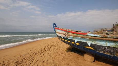 Meer, Sandstrand und vieles mehr: Die Reise nach Togo hält einiges bereit.