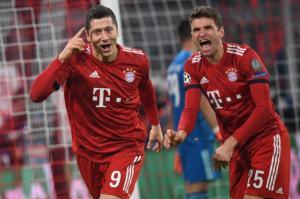 FC Bayern sichert seinem Trainer mit einem 5:1 vorerst den Job