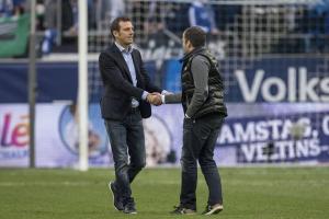 Manuel Baum gegen Markus Weinzierl: Wer kann diesmal jubeln?