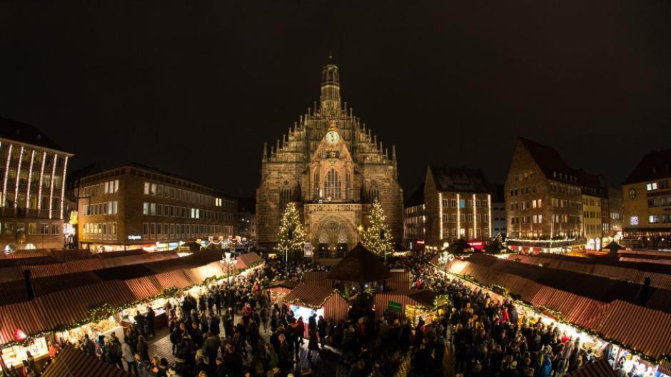 Weihnachtsmarkt Nürnberg.Weihnachten 2018 Heute öffnet Der Nürnberger Christkindlesmarkt