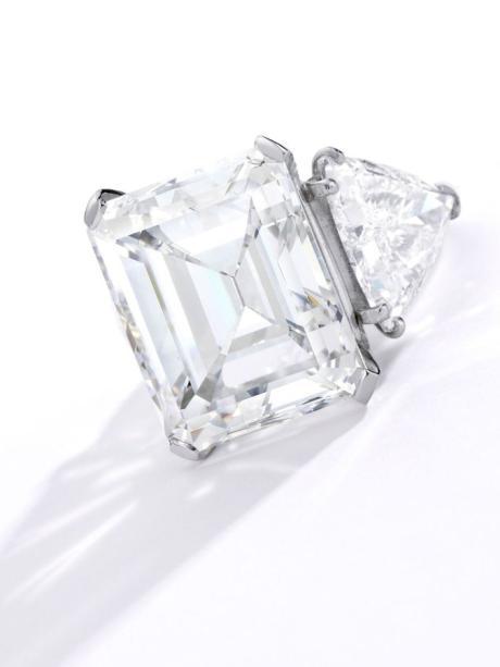 Auktion 1 7 Millionen Dollar Fur Sinatras Verlobungsring Promis