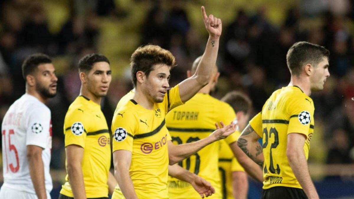 Dortmund Gegen Monaco