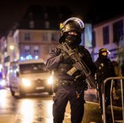 Angriff nahe Straßburger Weihnachtsmarkt
