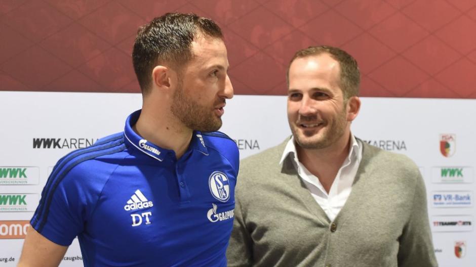 Ergebnis Schalke