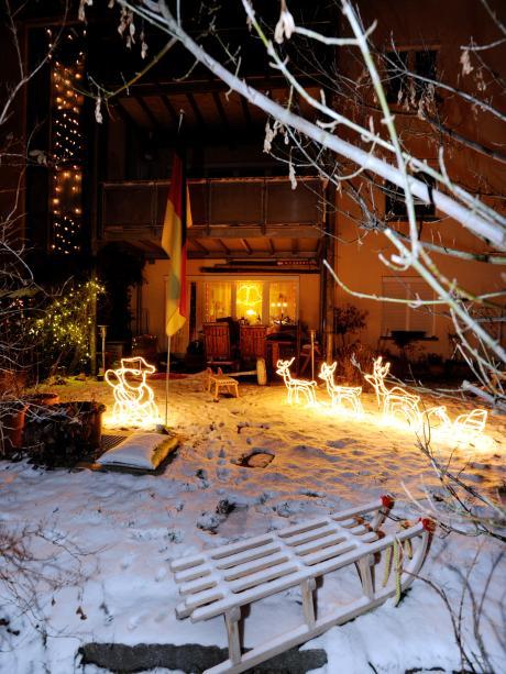 Weiße Weihnachten.Augsburg Weiße Weihnachten In Augsburg Werden Wohl Zur Ausnahme