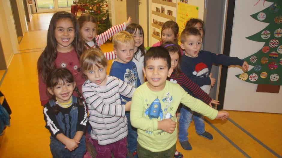 Kindergarten Weihnachten.Lauingen Mörslingen Zwei Kindergärten Feiern Weihnachten Im