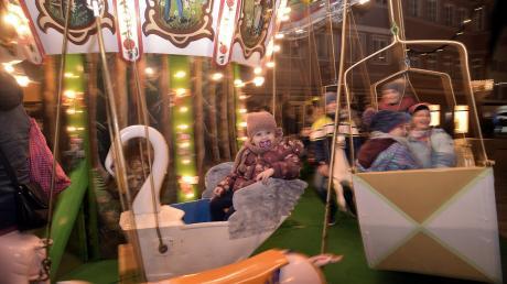 Viele Aktionen, bei denen Geld für die Kartei der Not gesammelt wurde, vielen dieses Jahr Corona zum Opfer. Darunter auch der beliebte Karussell-Abend während des Nördlinger Weihnachtsmarktes.