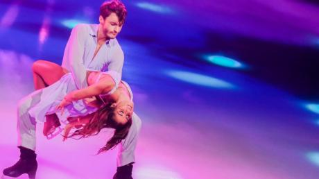 SAT.1-Show «Dancing on Ice»