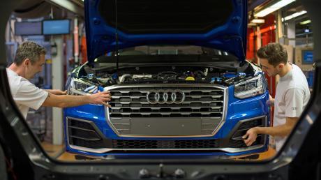 Audi hat 2018 deutlich weniger Autos verkauft als im Vorjahr - vor allem in Europa.
