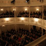 Neujahrsempfang Stadt Neuburg Stadttheater Marstall