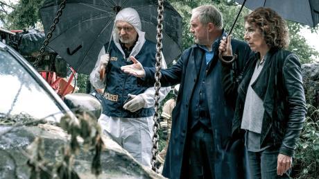 Moritz Eisner (Harald Krassnitzer) und Bibi Fellner (Adele Neuhauser) werden zu einem rätselhaften Mordfall gerufen. Im Wolfgangsee wurde eine weibliche Leiche gefunden.
