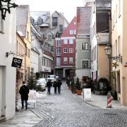 Geplante Baustellen in der Altstadt