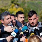 Spanien bangt um Zweijährigen